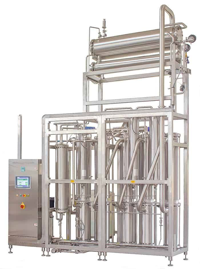 A customized Bram-Cor Multiple Effect Distiller